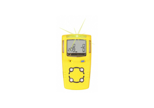 MULTI-GAS DETECTOR O2 LEL H2S CO YELLOW by BW Technologies