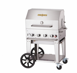 GAS GRILL LP BTUH 64500 by Crown Verity