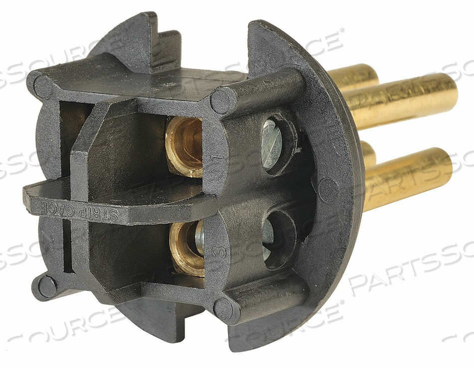 REPLACEMENT INTERIOR PLUG 30A 4P 4W by Appleton Electric
