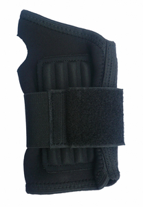 WRIST SUPPORT L AMBIDEXTROUS BLACK by Condor