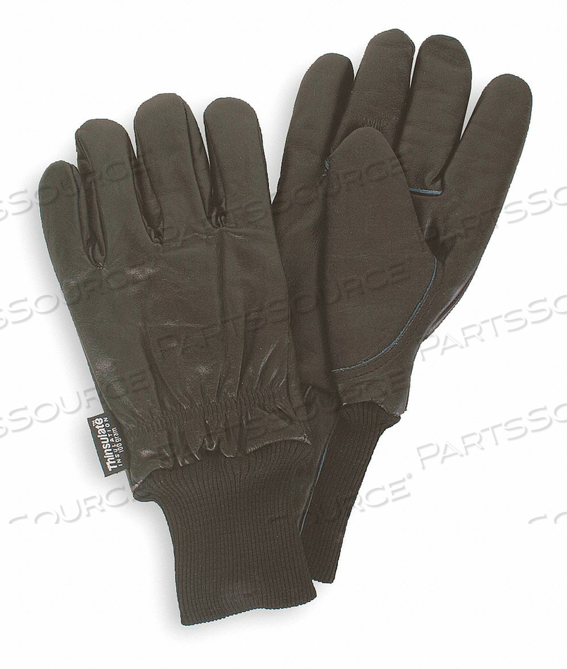 D1665 COLD PROTECTION GLOVES S BLACK PR by Condor