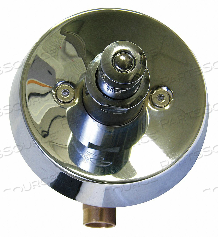 SHOWER VALVE METERING PB 1/2IN. SWEAT by Symmons
