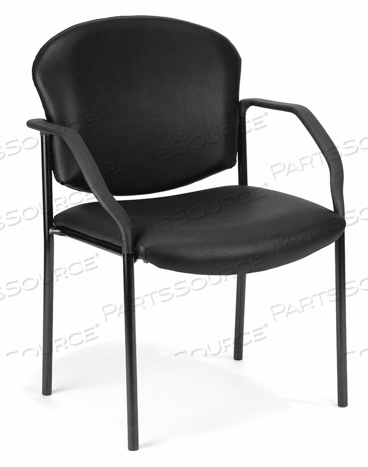 STACKING CHAIR VINYL OVERALL 24 W by OFM Inc