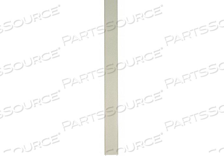 G3319 PILST STEEL 7 W 82 H ALMOND by Global Partitions