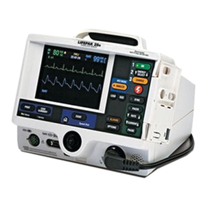 LIFEPAK 20E, 3-LEAD ECG/PACING/SPO2 by Physio-Control