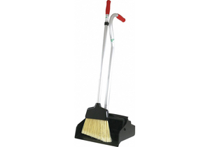 ERGO DUST PAN WITH BROOM by Unger