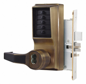 PUSH BUTTON LOCKSET 8000 RIGHT by Kaba