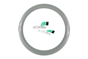REFLECTOR LIP RING KIT WITH RITTER MEMBRANE by Midmark Corp.