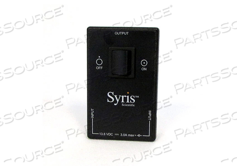 CONTROL MODULE(SWITCH) by Syris Scientific
