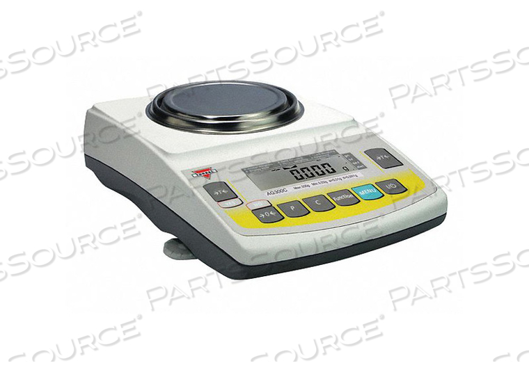 PRECISION BALANCE SCALE 300G 4-7/10 IN.W by Torbal
