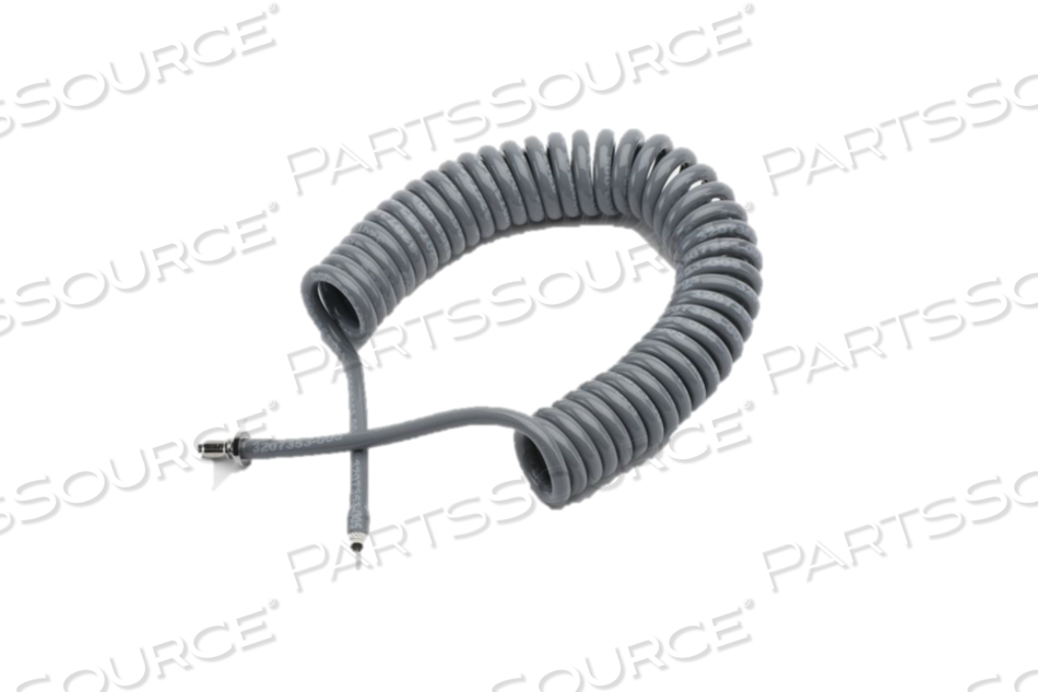 9 FT LIFEPAK 15 NIBP COILED TUBING HOSE by Physio-Control