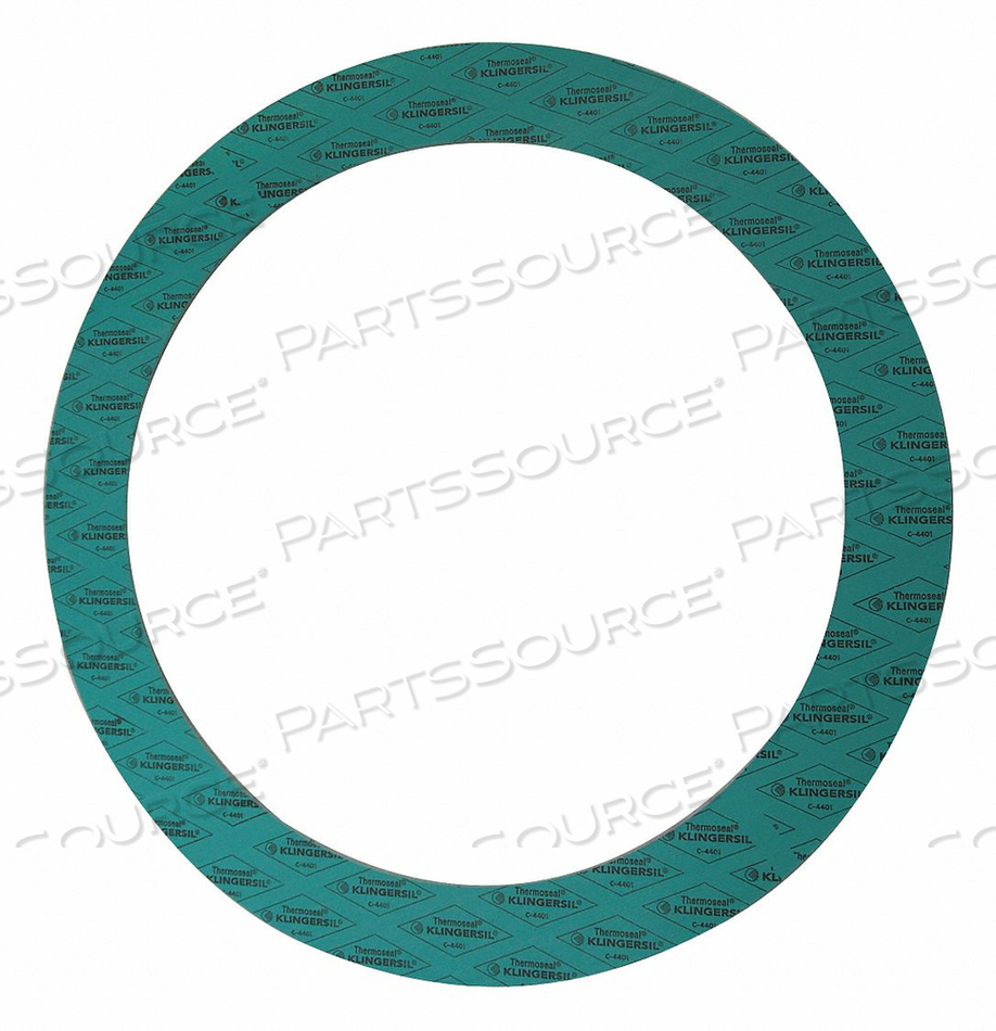 FLANGE GASKET C-4401 6 IN. 8-3/4 IN. by Klinger