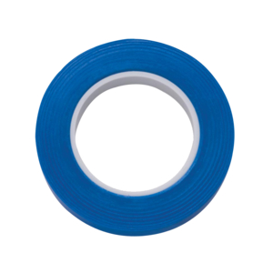 IDENTIFICATION ROLL TAPE, BLUE, 1/4 IN X 250 IN by Key Surgical