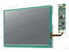"ADVANTECH IDK-1107WR-50WSA1E - LED MONITOR - 7"" - OPEN FRAME - TOUCHSCREEN - 1024 X 600 - 500 CD/M² - 700:1 - 25 MS - LVDS by Advantech USA"