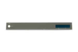 LABEL TOP COVER KEY SWITCH - GRAY by GE Healthcare