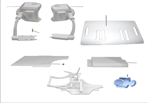 REST BASEPLATE (HA/SY) by Siemens Medical Solutions