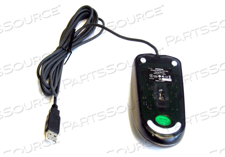 3 BUTTON OPTICAL USB MOUSE by Siemens Medical Solutions