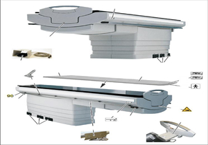 ACCESSORY RAIL KIT by Siemens Medical Solutions