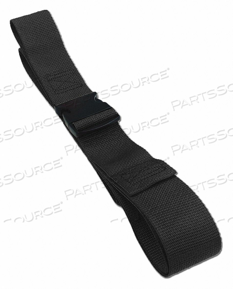 STRAP BLACK 5 FT L by Disaster Management Systems (DMS)