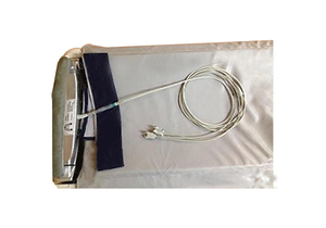 NORAV R-WAVE PATIENT CABLE WITH CLIP END - SINGLE PLANE (SP) by GE Healthcare