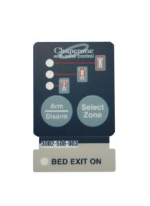 ZONE CONTROL II MODULE LABEL by Stryker Medical