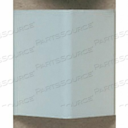 CORNER GUARD 2 X 48 SILVER GRAY SMOOTH by Pawling Corp