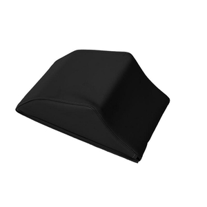 UNIVERSAL HEADREST, BLACK by Shuttle Systems - Contemporary Design