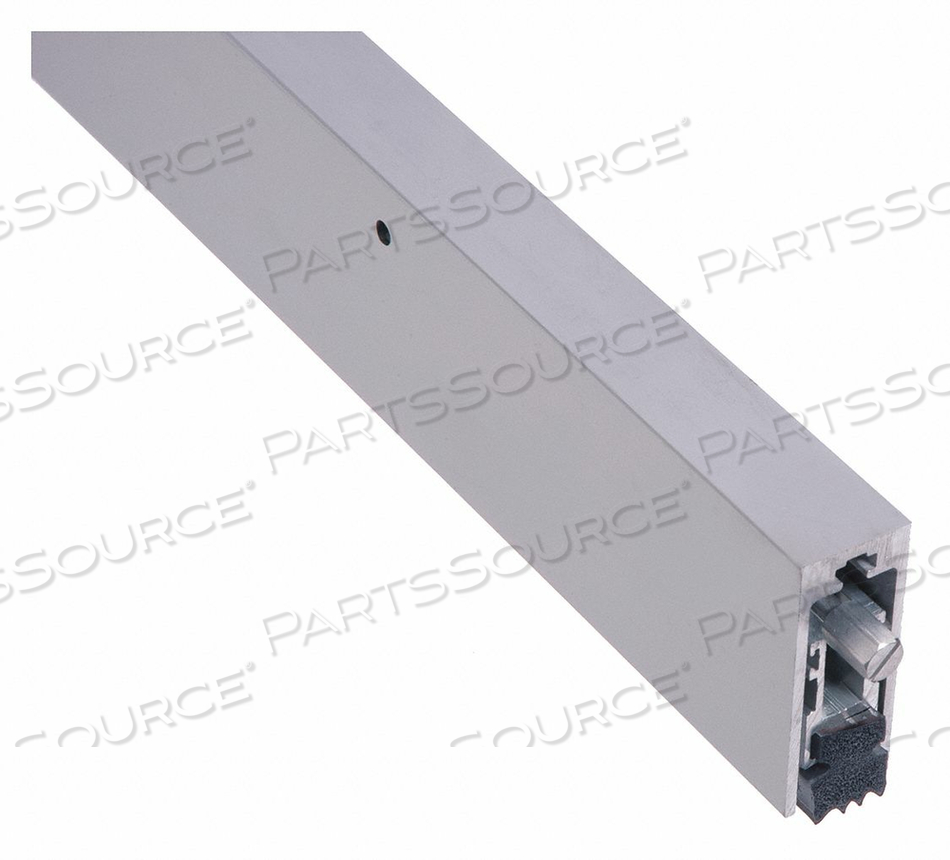 DOOR BOTTOM SEAL ANODIZED 3/4 INSERT SZ by National Guard Products