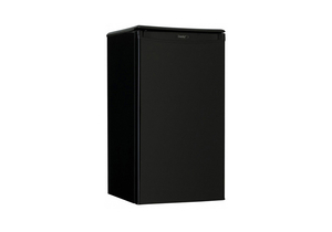 REFRIGERATOR AND FREEZER 3.2 CU FT BLACK by Danby