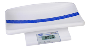 BABY SCALE, 20 KG X 10 G, 1 IN 5 DIGIT LCD, 1 IN 5 DIGIT LCD DISPLAY by Detecto Scale / Cardinal Scale