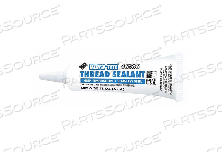 THREAD SEALANT WHITE TUBE 6ML by Vibra-Tite