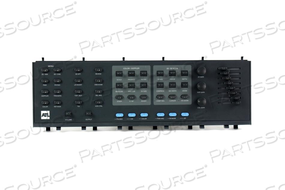 HDI 5000 - UI, UPPER ASSY