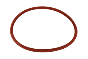 "12.75"" OD SILICONE RUBBER DOOR GASKET by Midmark Corp."
