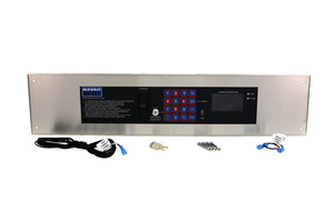 SINGLE UNIVERSAL REPLACEMENT CONTROLLER WITH DATA LOGGER ASSEMBLY FOR WARMING CABINETS by Blickman