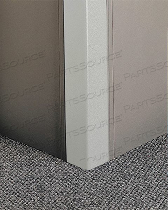 CORNER GRD 96IN.HX 2IN.W SILVER GRAY by Pawling Corp