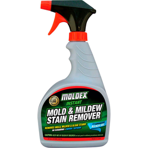 INSTANT MOLD & MILDEW STAIN REMOVER, 32OZ BOTTLE by Moldex