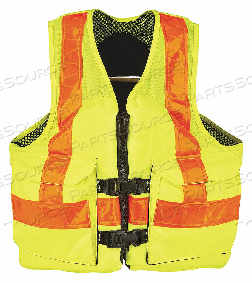 COMMERCIAL LIFE JACKET M 15-1/2 LB. by Condor