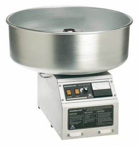 COTTON CANDY MACHINE 15 TO 18 LB. 26 IN. by Cretors