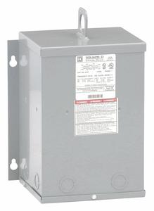 TRANSFORMER 3KVA 240VAC 480VAC by Square D