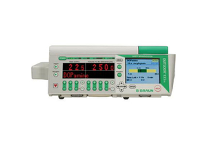 OUTLOOK 100ES LARGE VOLUME INFUSION PUMP by B. Braun Medical Inc (Infusion Systems Division)