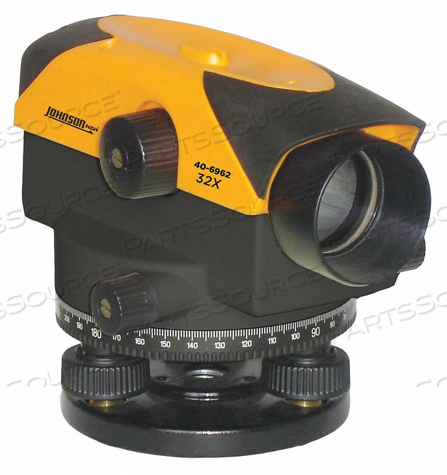 AUTOMATIC LEVEL OPTICAL 32X 450 FT. by Johnson Level