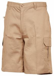 MEN'S CARGO SHORTS 44 NEW KHAKI by Fashion Seal