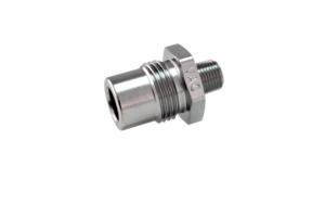 ADAPTOR, BODY, VAC, DISS 1220 ML X 1/8/ ML by Bay Corporation