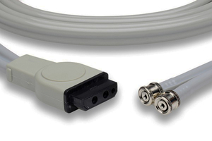 12 FT 2 TUBE ADAPTOR NIBP HOSE by GE Medical Systems Information Technology (GEMSIT)