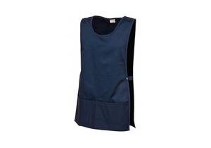 UNISEX APRON COBBLER 2XL NAVY by Fashion Seal