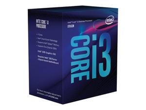 INTEL CORE I3 8350K - 4 GHZ - 4 CORES - 4 THREADS - 8 MB CACHE - LGA1151 SOCKET - BOX by Intel