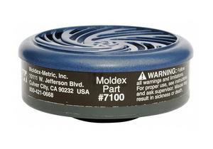 CARTRIDGE BLACK BAYONET PK2 by Moldex