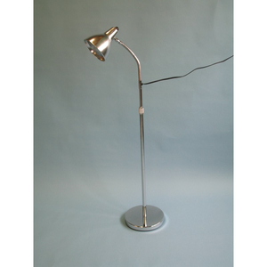 SPRING FLUORESCENT EXAM LAMP WITH VALOX SHADE by Brandt Industries, Inc.