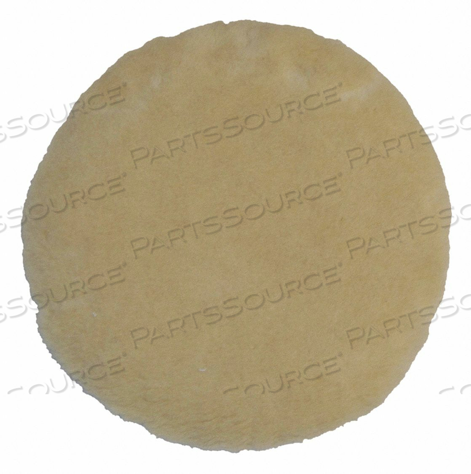 CARPET BONNET 12IN. BEIGE by Bissell Commercial