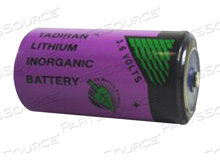 BATTERY, LITHIUM, 3.6V, 7.2 AH by R&D Batteries, Inc.